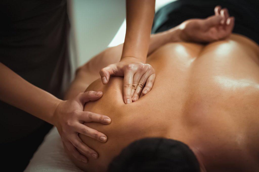 Abwandlungen der traditionellen Thai-Massage