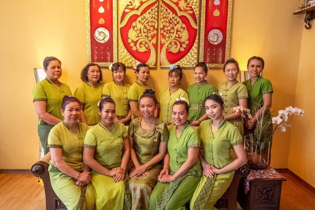 Saitong Thai-Massage Team