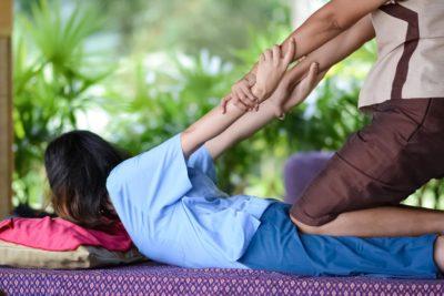 Traditionelle Thai-Massage in Köln